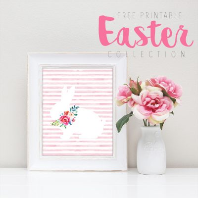 Free Printable Easter Collection