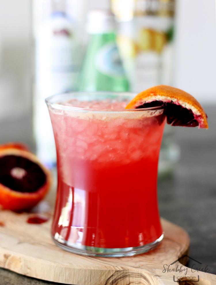 Frozen Blood Orange Mimosa - The Cottage Market