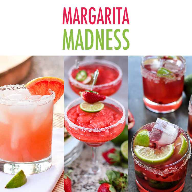 Margarita Madness A Collection Of Margaritas To