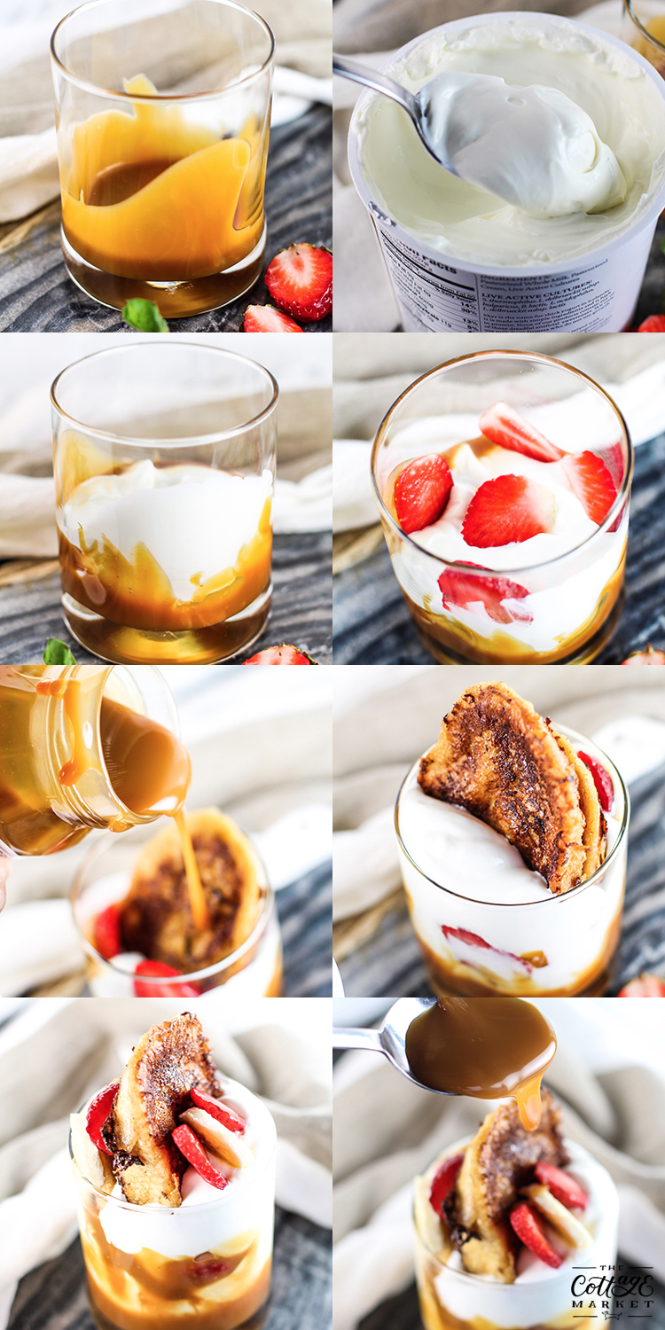 Get The Recipe Down Below And Please Make This Recipe Like Asap! Print French  Toast And Yogurt