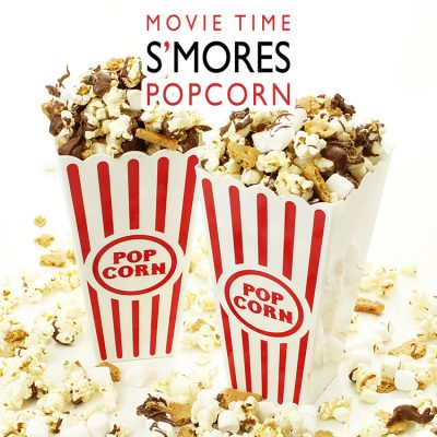 Movie Time S'Mores Popcorn
