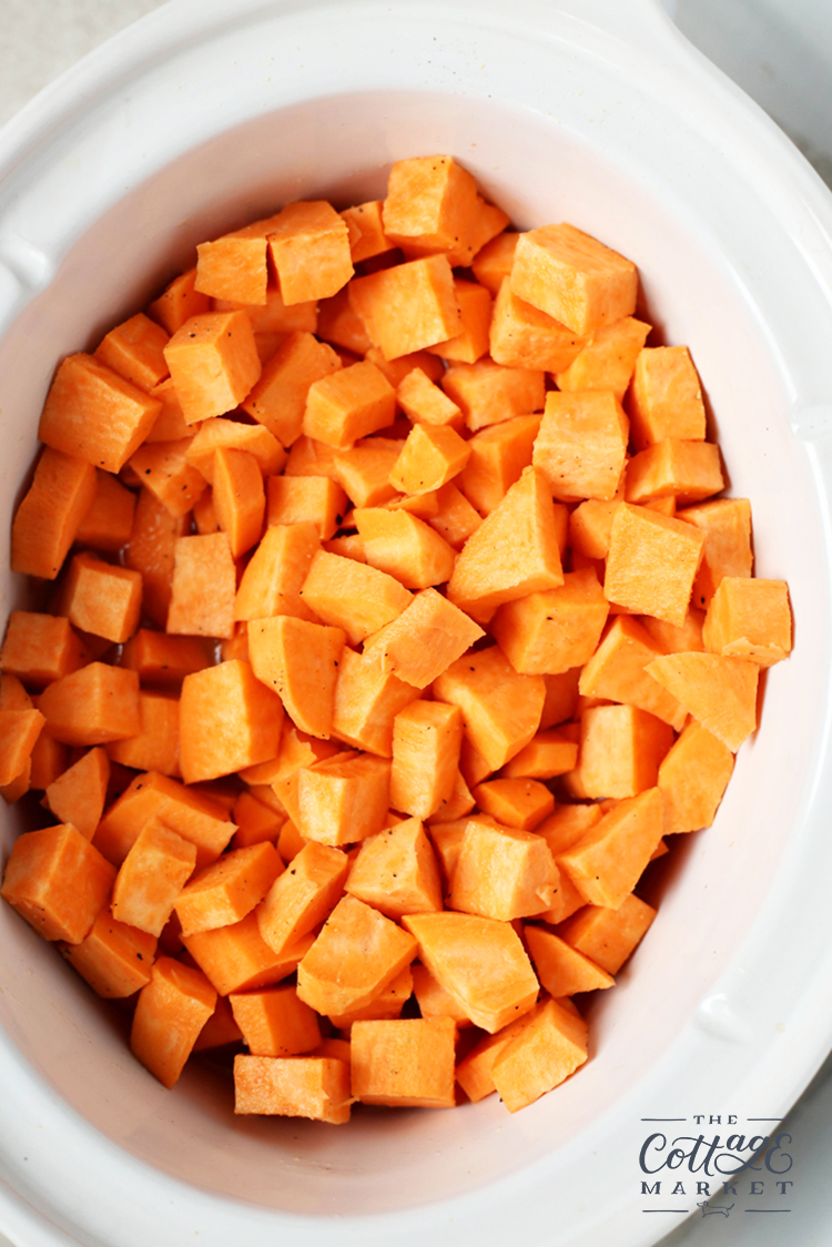 sweet potato cooking instructions
