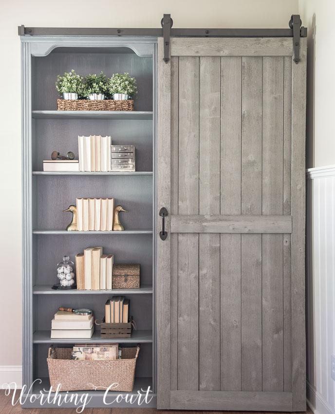 14 Fabulous Farmhouse Diy Bookcase Ideas Amp Makeovers The