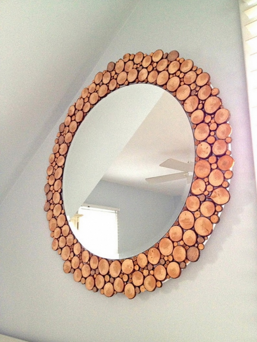 Diy farmhouse mirrors you will want to see your reflection for Need a mirror