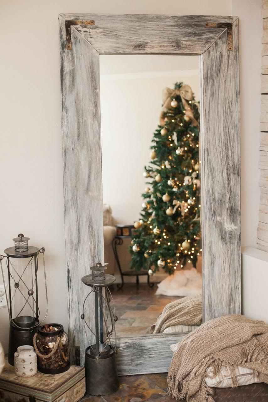 DIY Farmhouse Mirrors You Will Want To See Your Reflection ...