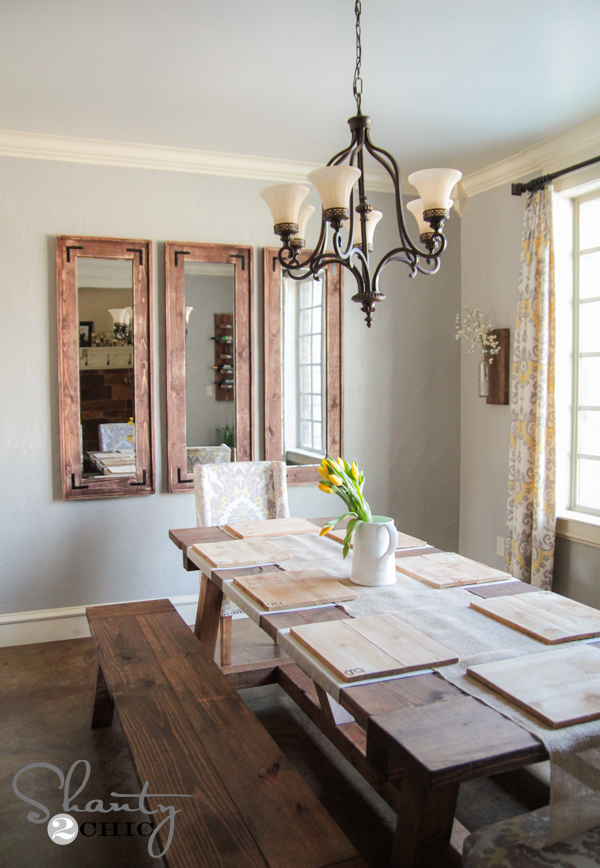 Diy Farmhouse Mirrors You Will Want To See Your Reflection