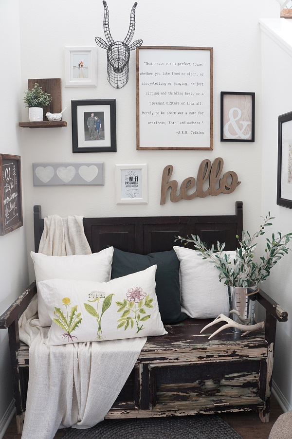 Now Please Go Over To Her Blog And Check Out The Other Gallery Wall Ideas That She Shares From Home Some Of Are Brilliant Enjoy