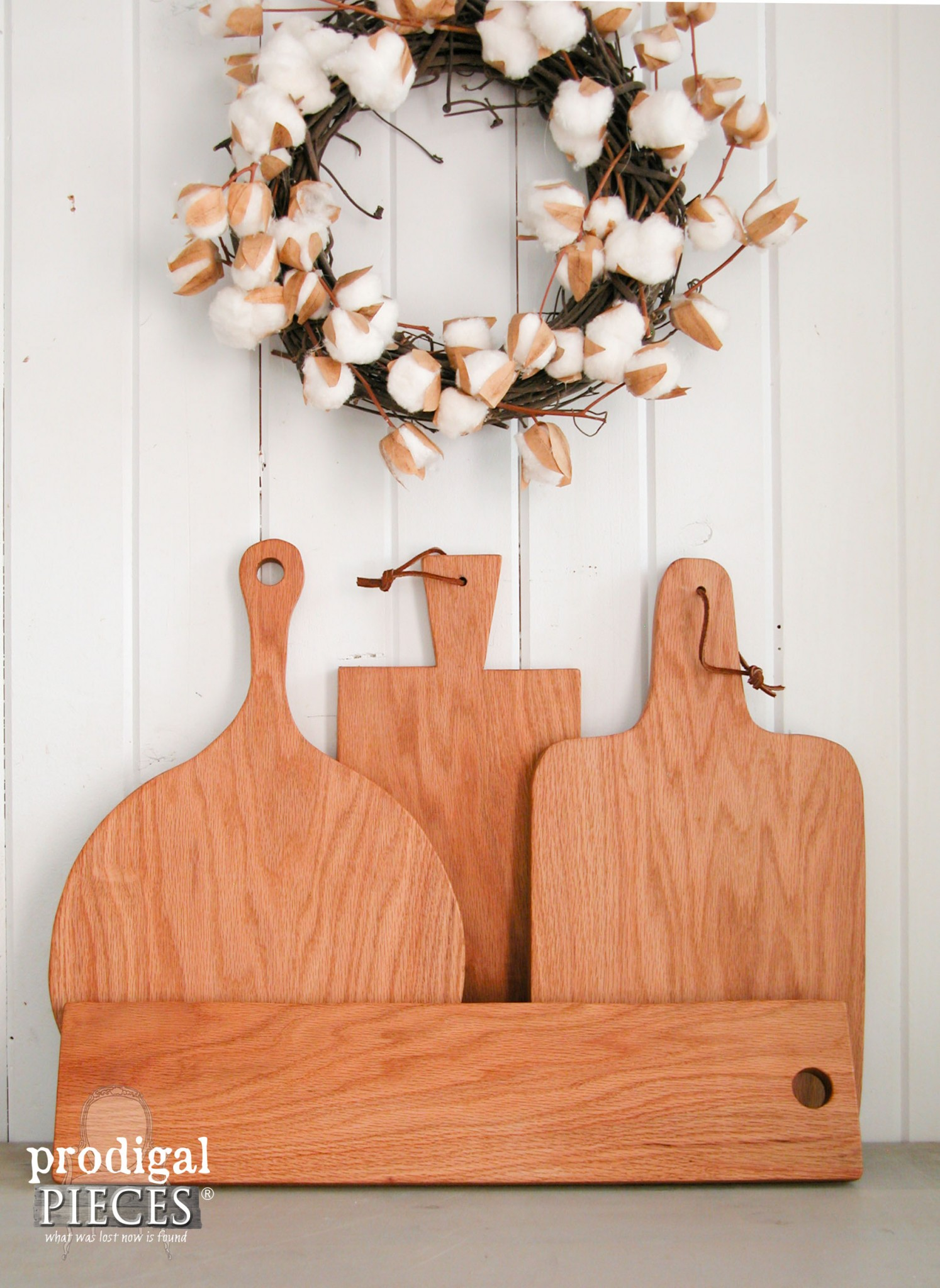 10 Terrific DIY Farmhouse Style Cutting Boards - The Cottage