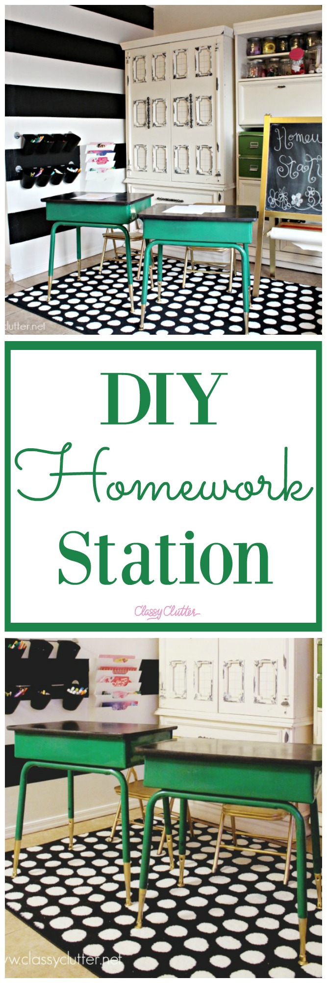 back to diy homework stations that will make your kids want