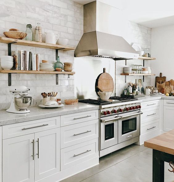 50 Modern Scandinavian Kitchens That Leave You Spellbound: 50+ Dream Kitchens That Will Leave You Breathless