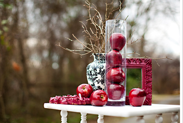 Farmhouse apple home decor ideas to add fall charm the for Apples decoration for home