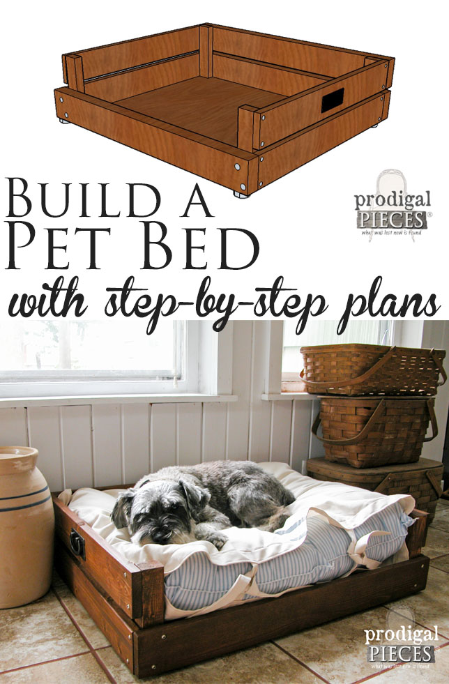 Diy Dog Bed Part - 16: DIY Pet Bed