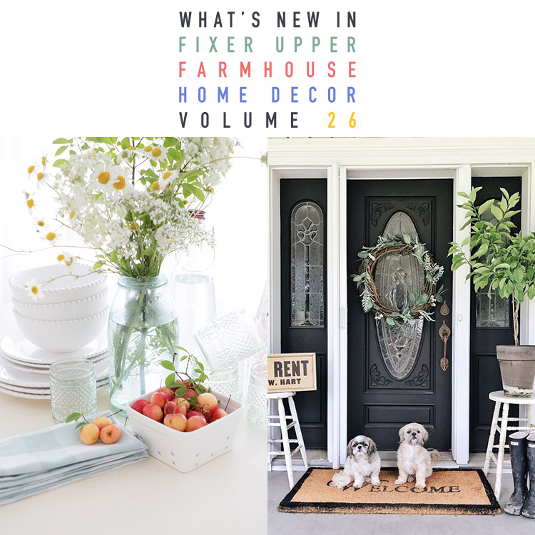 50 Absolutely Gorgeous Farmhouse Fall Decorating Ideas: What's New In Fixer Upper Farmhouse Home Decor Volume 26