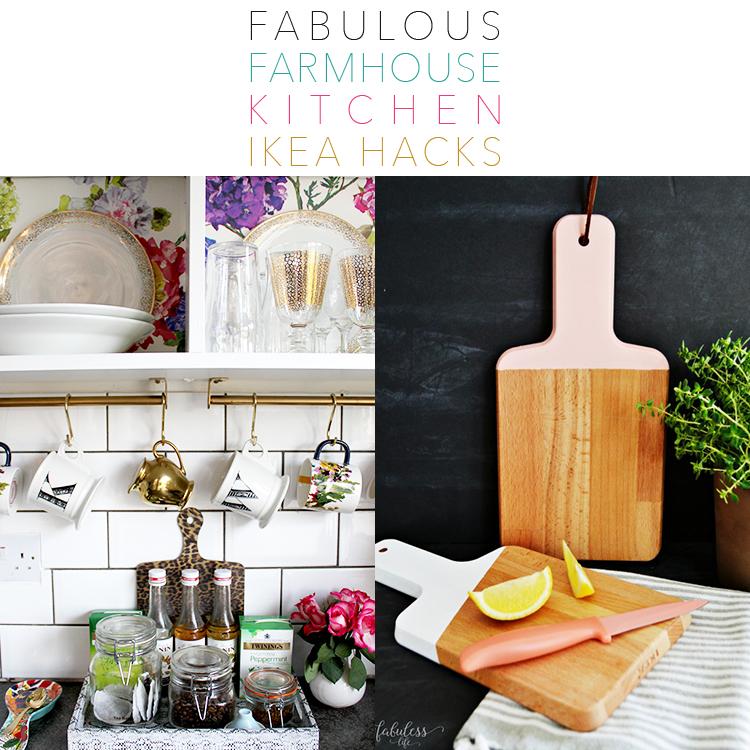 Fabulous Farmhouse Kitchen Ikea Hacks The Cottage Market
