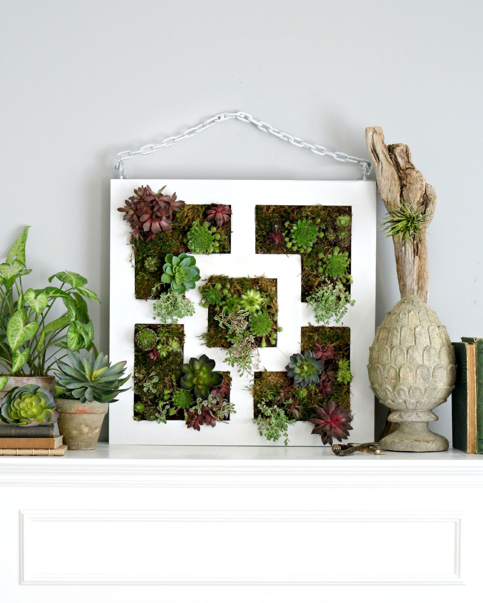 Wall Planters Ikea Ikea Hacks Your Plants Will Love The Cottage Market