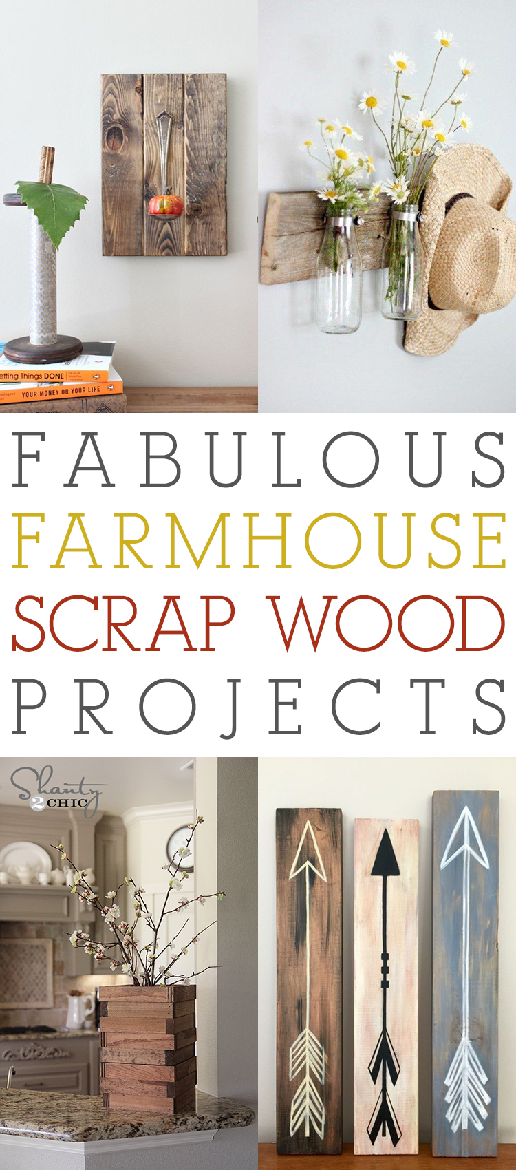 So Go Check Out That Pile Of Scrap Woodthen Grab A Cup Your Favorite Brew And These Projectsyou Will Be Glad You Did