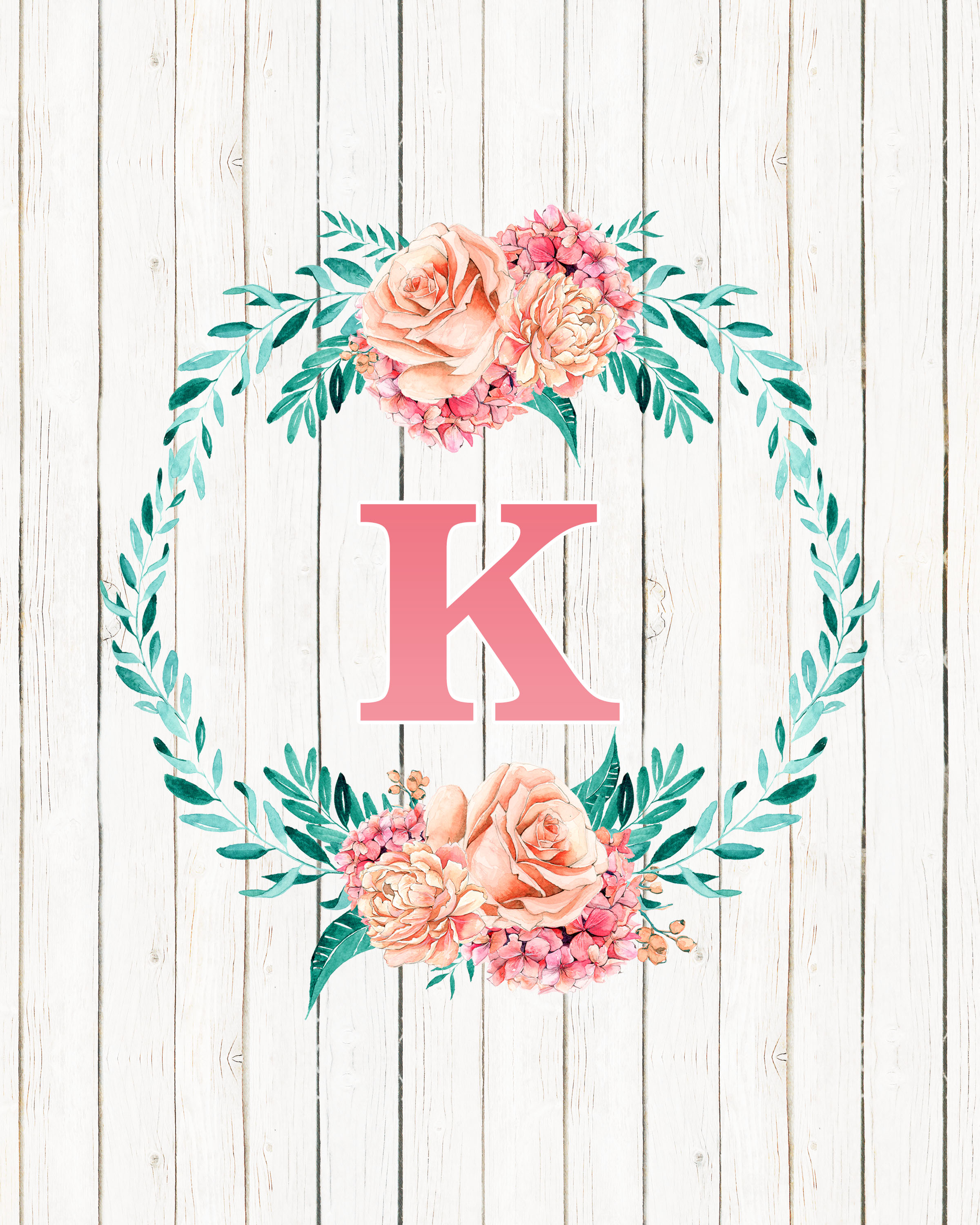 image about Printable Monogram identified as Absolutely free Printable Passionate Farmhouse Monograms and Even more - The