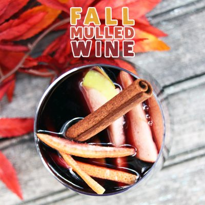 Fall Mulled Wine