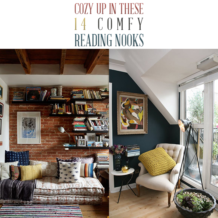 Cozy Up In These 14 Comfy Reading Nooks The Cottage Market