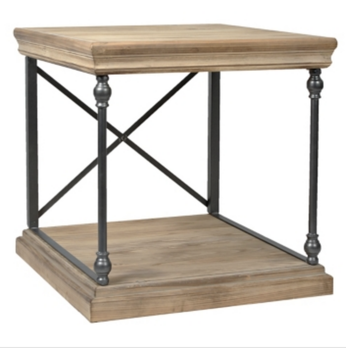 I Really Love This Little Elegant Side Tableu2026it Has Such A Great Style For  A Traditional Style Farmhouse. It Fits Just About Any Place In The Home U2026in  A ...