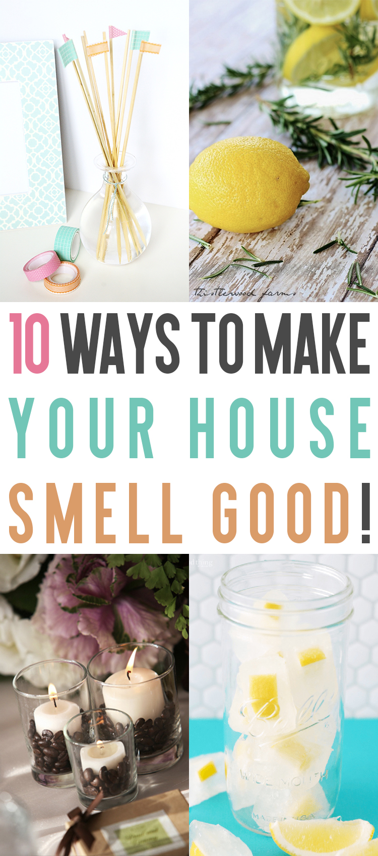 10 ways to make your house smell good the cottage market