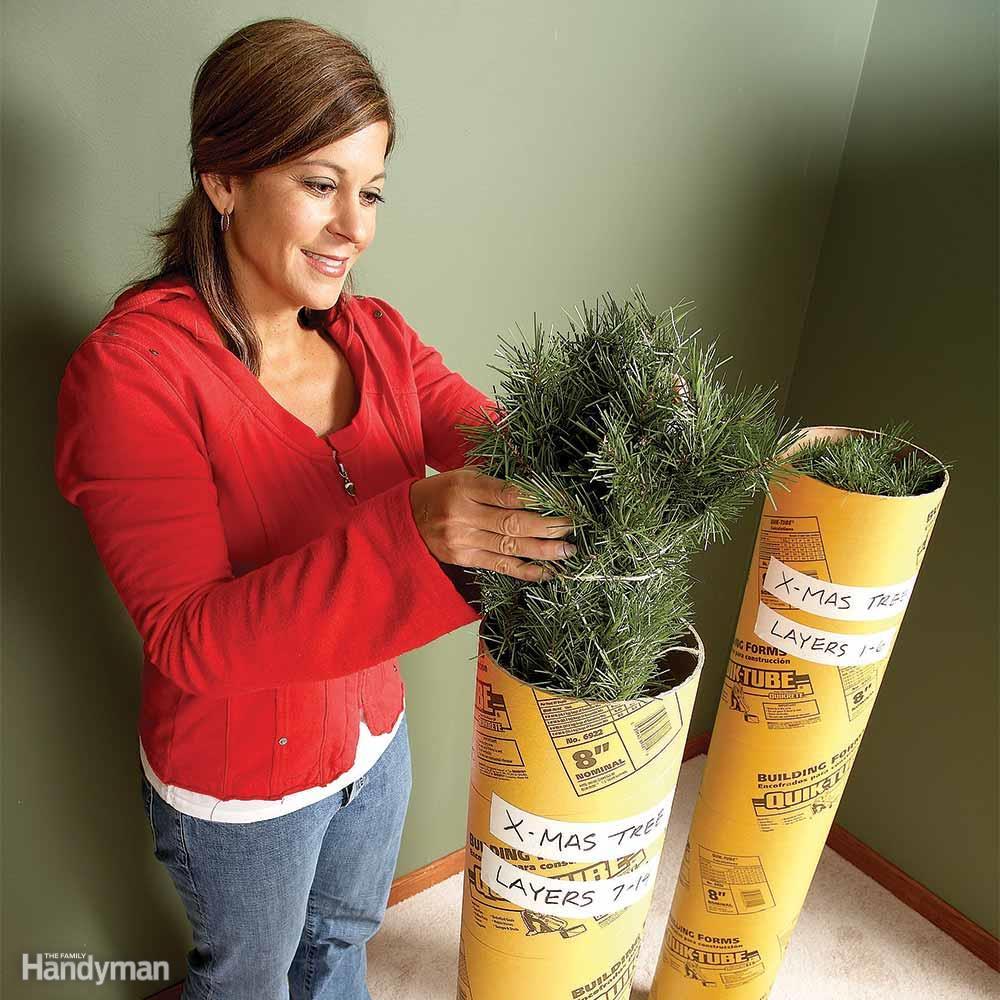Christmas Decoration Storage Hack Ideas The Cottage Market