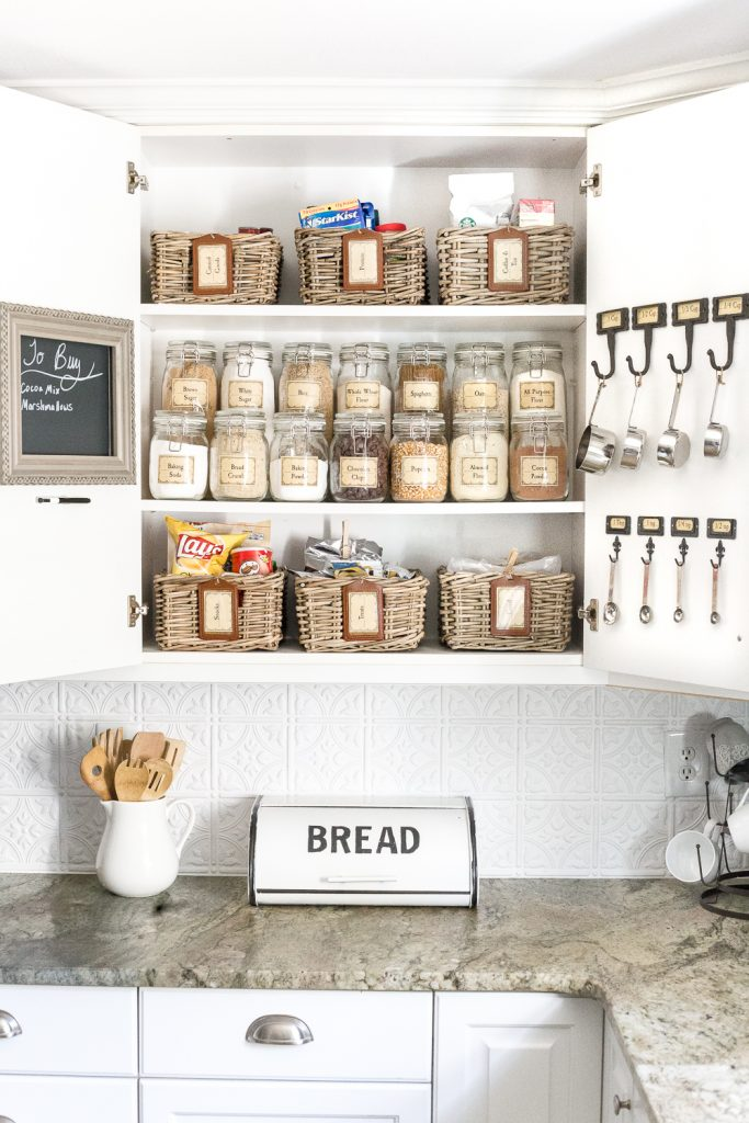 kitchen cupboard organization what s new in farmhouse this week volume 38 the cottage 1042