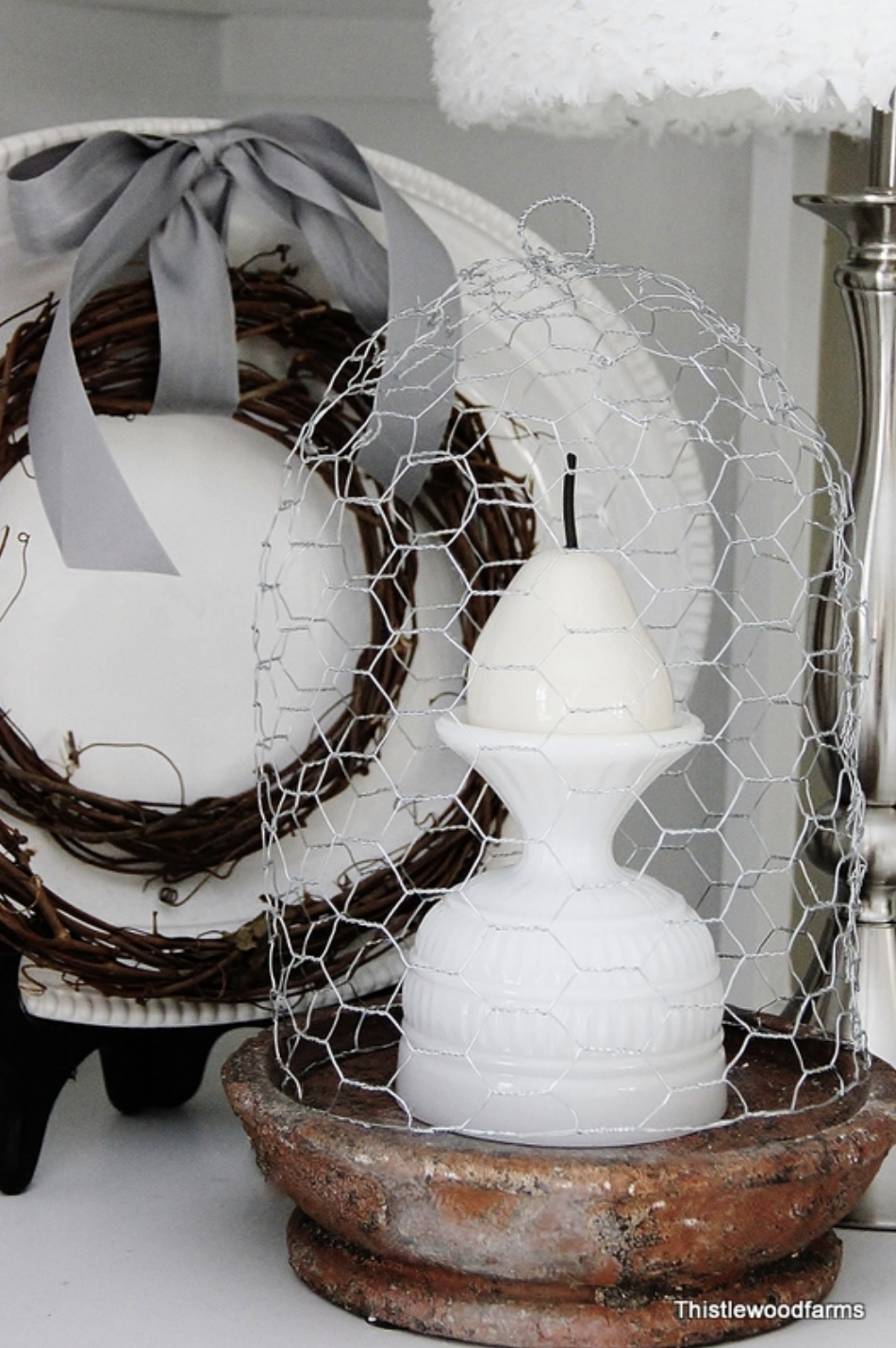 Fun Collection of Farmhouse Chicken Wire DIY Projects - The ...