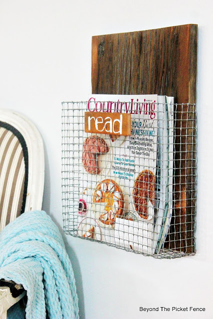 Fun Collection of Farmhouse Chicken Wire DIY Projects The Cottage
