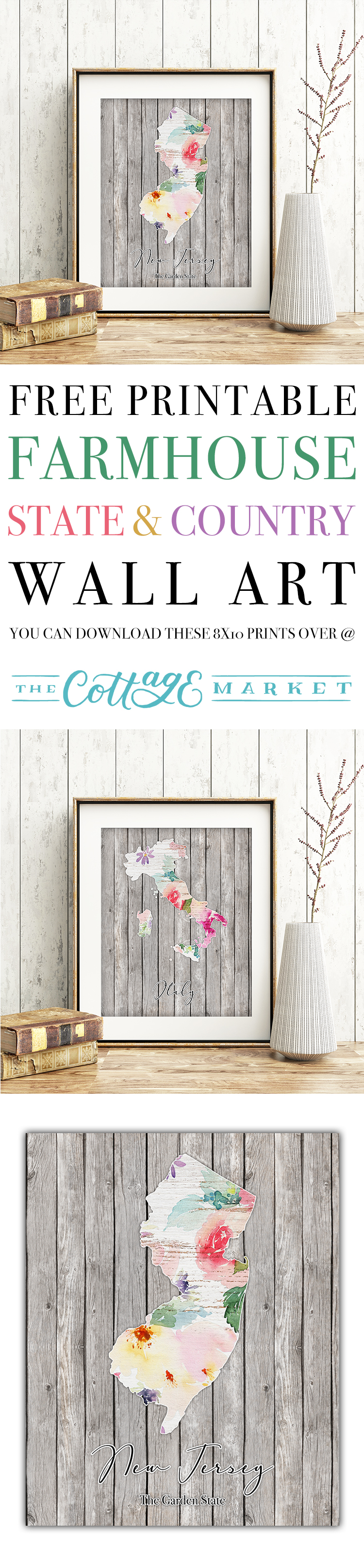 The Best Free Printable Farmhouse Wall Art Prints are here for you to check out and choose. There are so many options you won't know where to start! Enjoy!