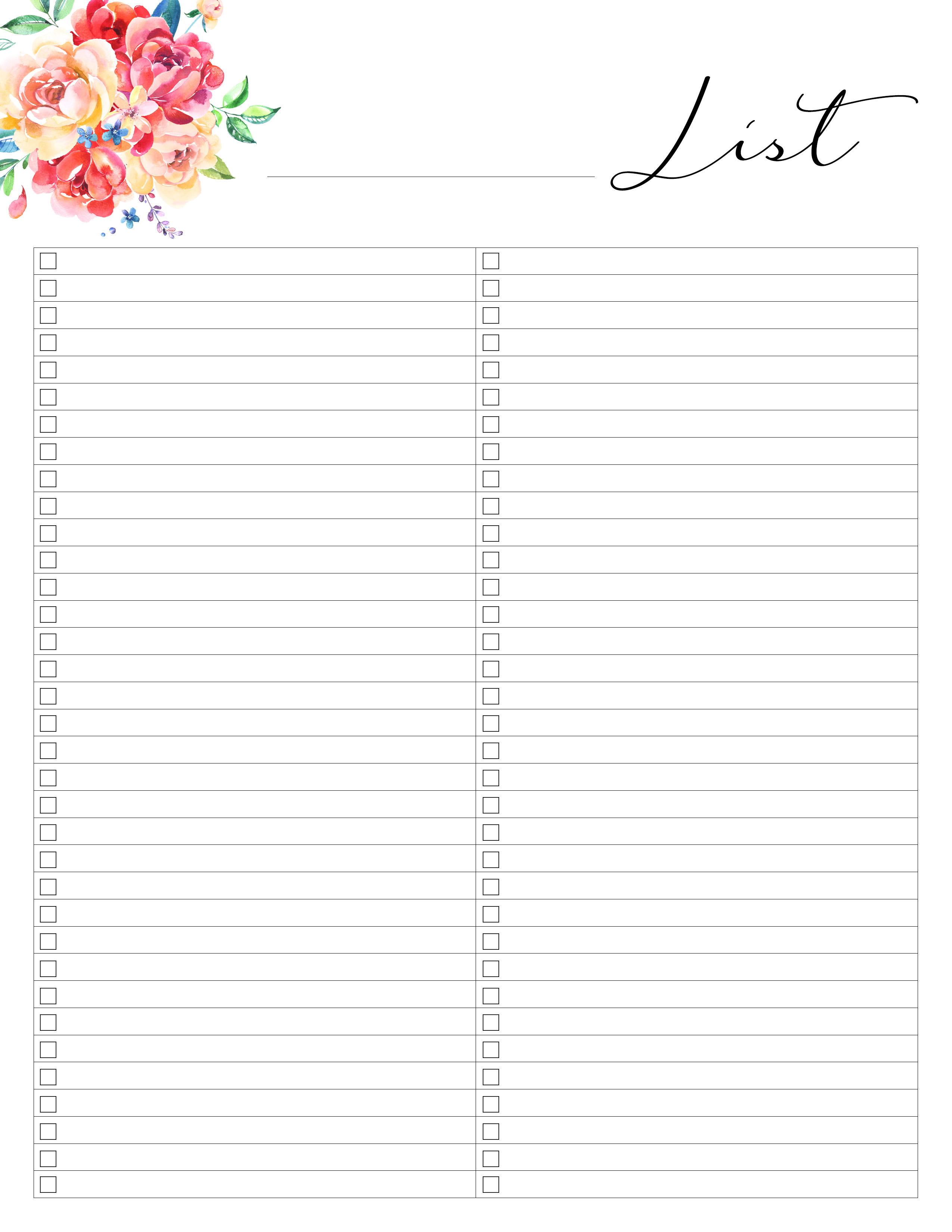 Cute Free Printable Monthly Calendars  Organizing Moms