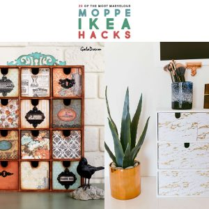 20 of The Most Marvelous Moppe IKEA Hacks!