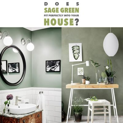 Does Sage Green Fit Perfectly into Farmhouse Decor?