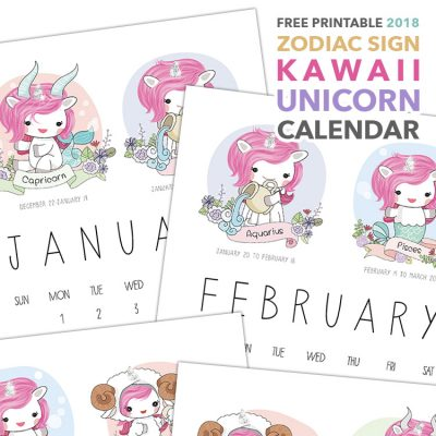 Free Printable Calendars Collection The Cottage Market
