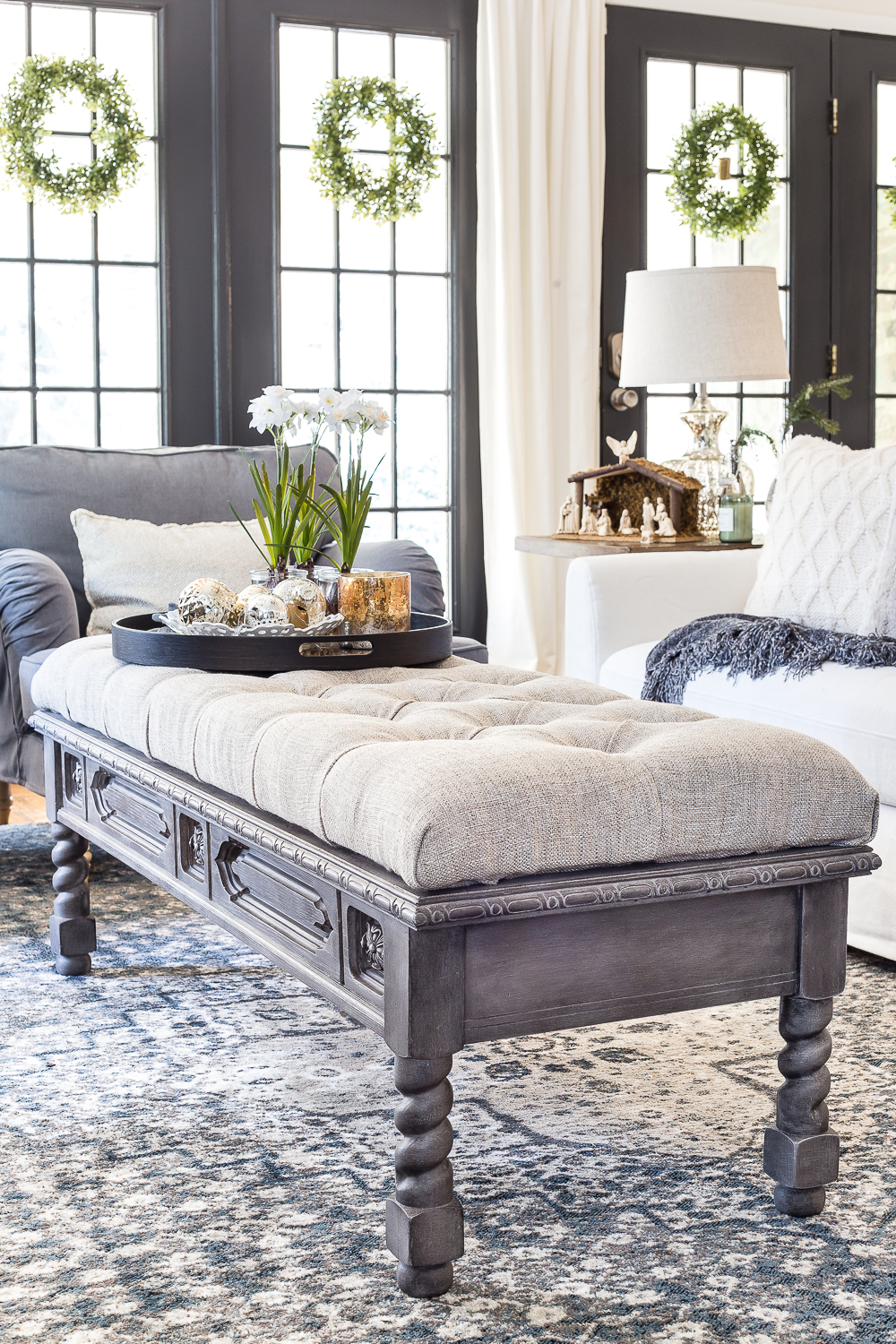 Fantastic Farmhouse Thrift Store Makeovers The Cottage Market