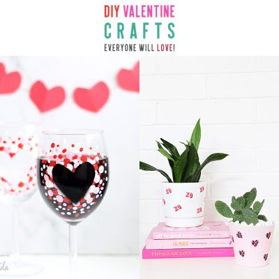 DIY Valentine Crafts Everyone Will Love!