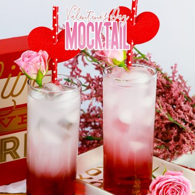 Valentine's Day Mocktail For All Year Round