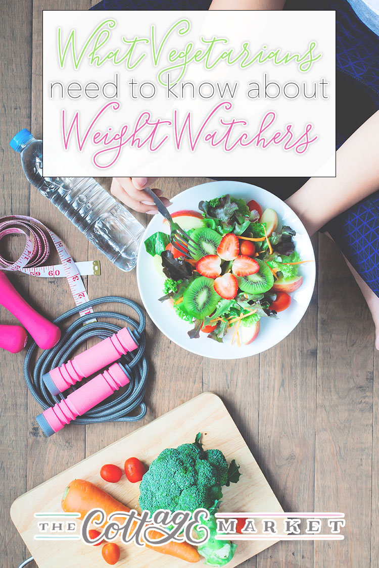 What Vegetarians Need to Know About Weight Watchers