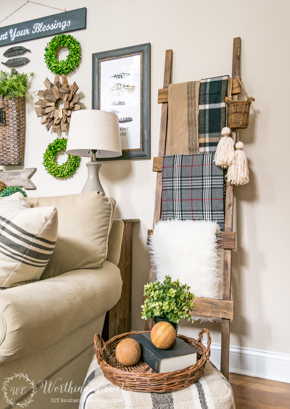 50 Farmhouse DIY Projects To Upgrade Your Home on a Budget - The ...