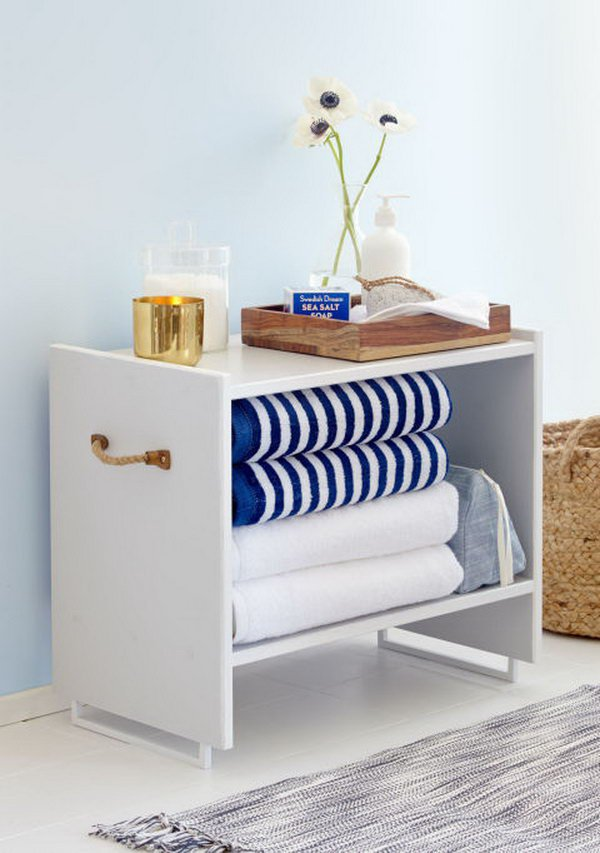 You are so going to enjoy these IKEA Hacks That Will Get You Organized! They not only will put everything in their place but they will do it with style!