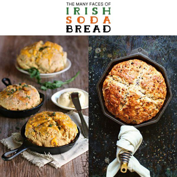 The Many Faces of Irish Soda Bread