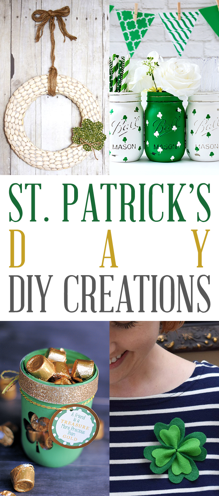 St. Patrick's Day DIY Creations