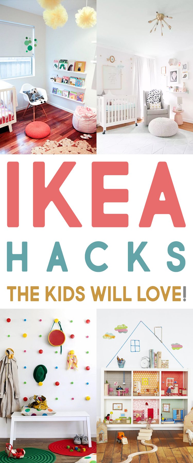 IKEA Hacks the Kids Will Love