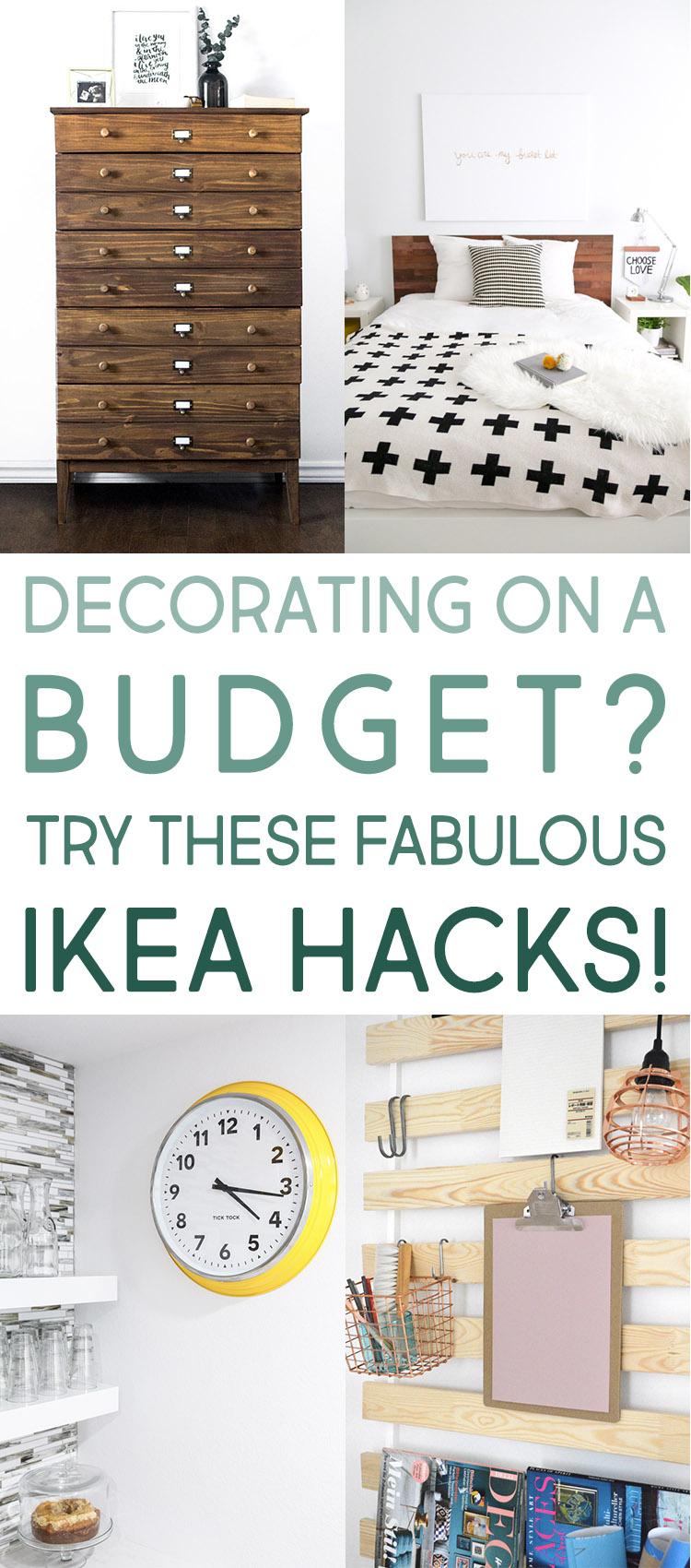 The Best Budget Friendly IKEA Hacks