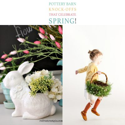 Pottery Barn Knock-Offs That Celebrate Spring