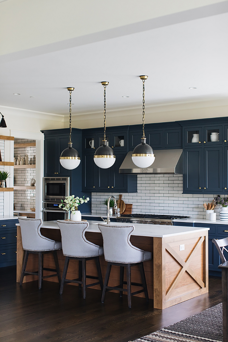 the ultimate blue farmhouse kitchen collection  the
