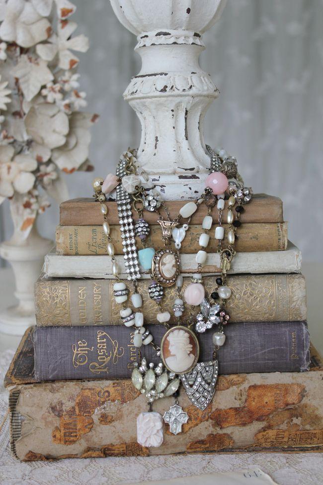 Fabulous Farmhouse Jewelry Display Ideas And Diys The Cottage Market