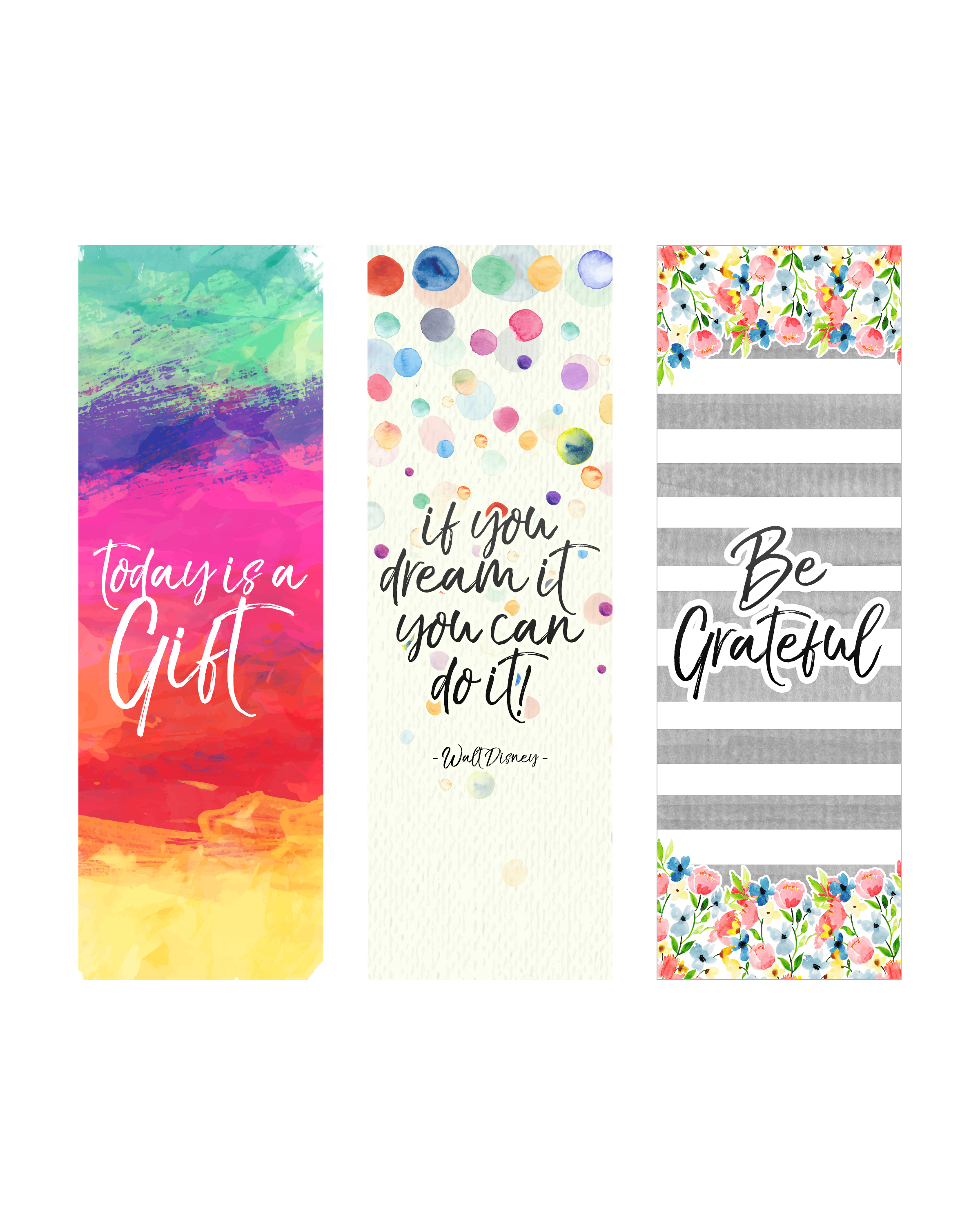Légend image in free printable bookmarks with quotes