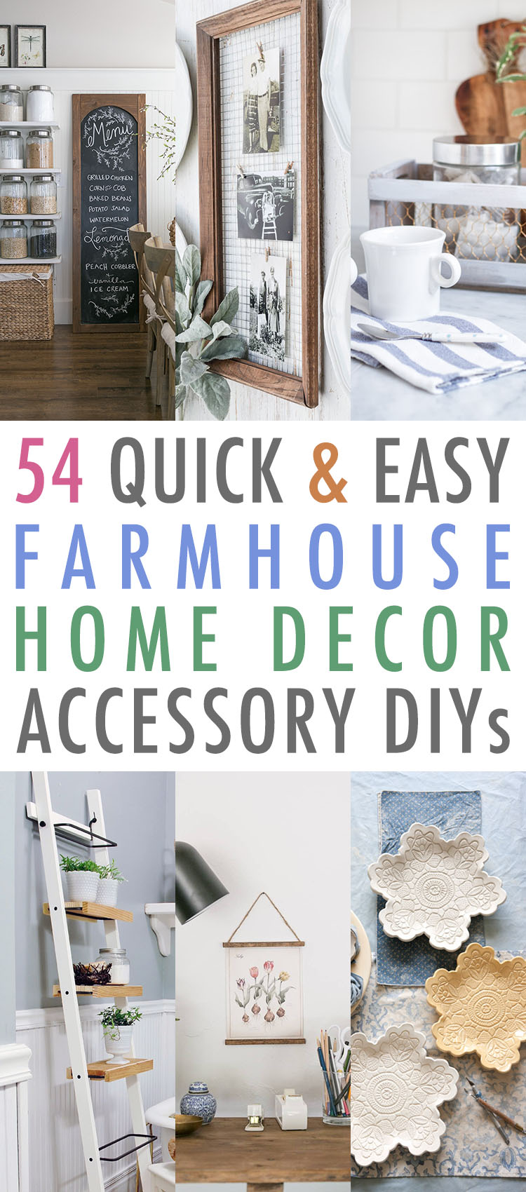 quick and easy farmhouse diy projects the cottage market