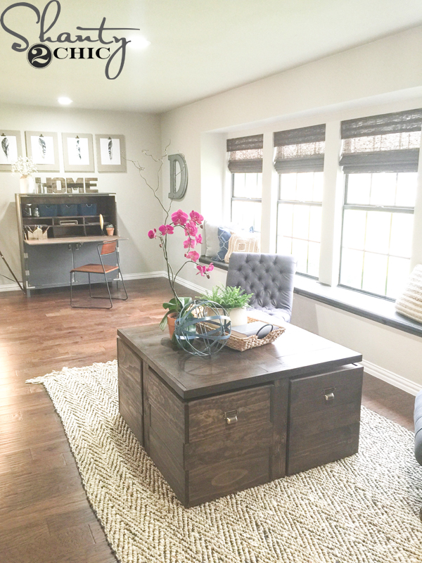 Fabulous Diy Farmhouse Coffee Tables For Your Living Room The
